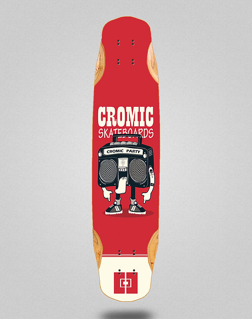 Cromic Party longboard deck 38x8.45