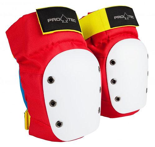 Pro-tec knee Guard pads rodilleras multy