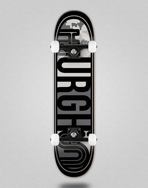 Urgh Leaf black skate complete