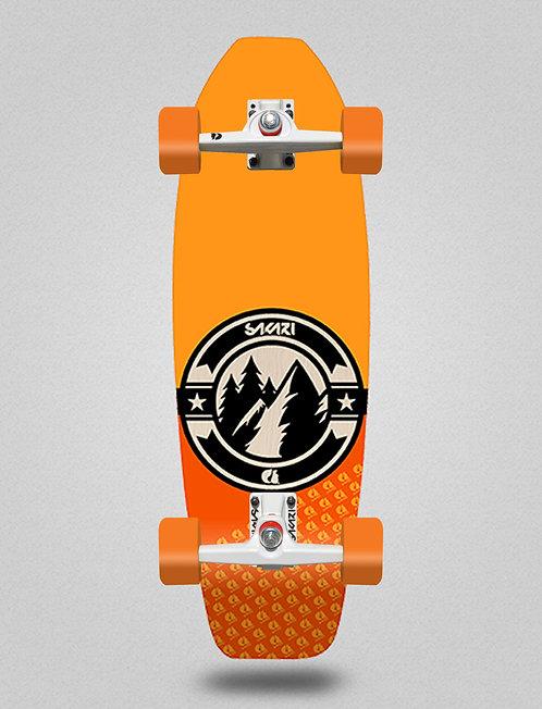 Sakari surfskate - Downhill juice 31,5