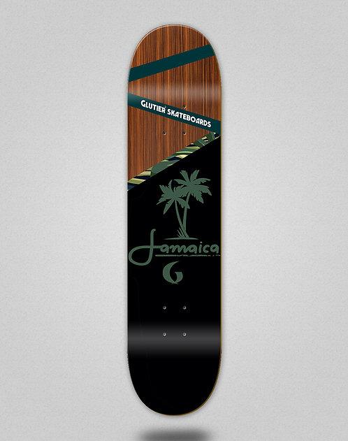 Glutier Jamaica wood skate deck