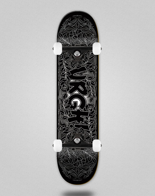 Urgh garden black grey skate complete