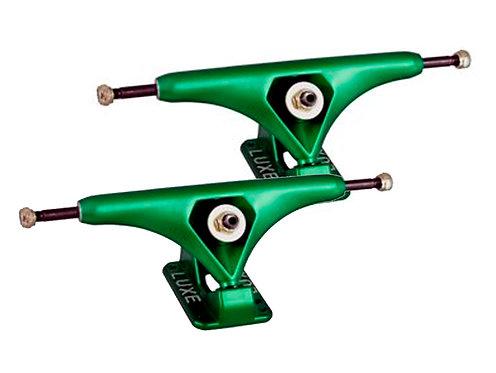 Luxe lite trucks satin green 180mm 50° (set 2)