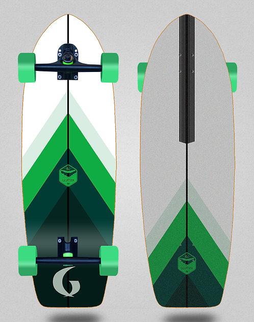 Glutier cruiser: Green Style 30 Fat tail