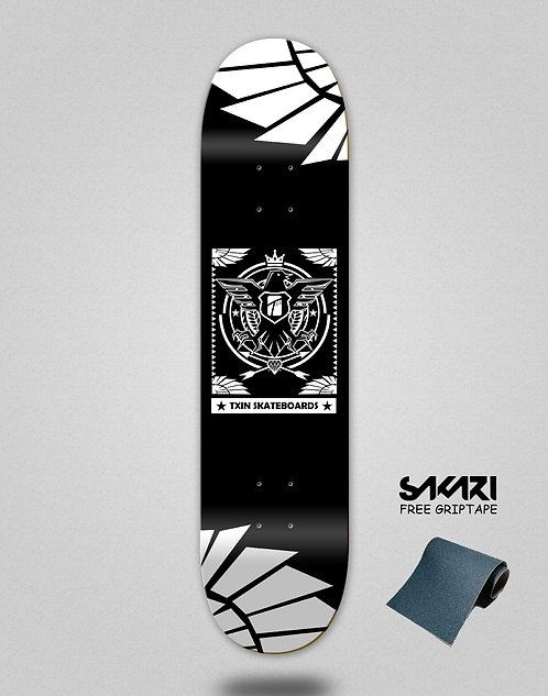 Txin Eagle skate deck