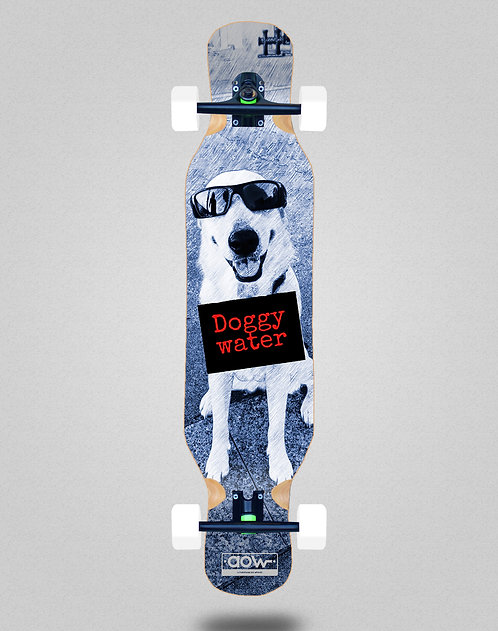 Aow Doggy water longboard complete 46x10