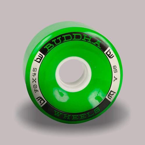 BUDDHA FUKYO GREEN 70x45 85A