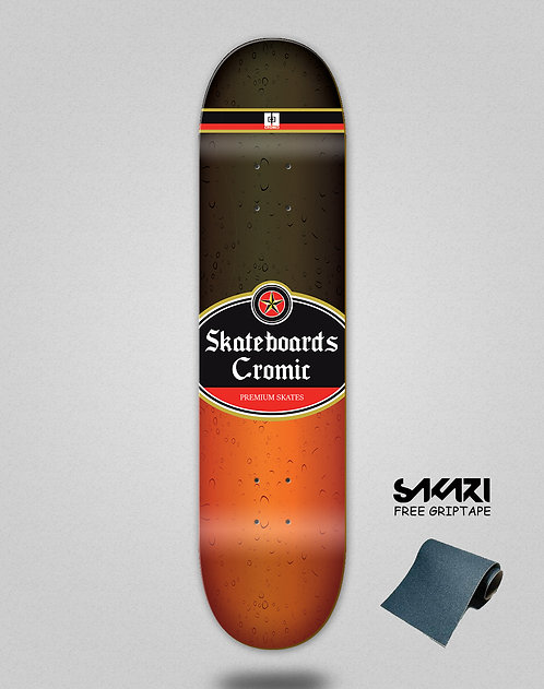 Cromic Fresh special skate deck