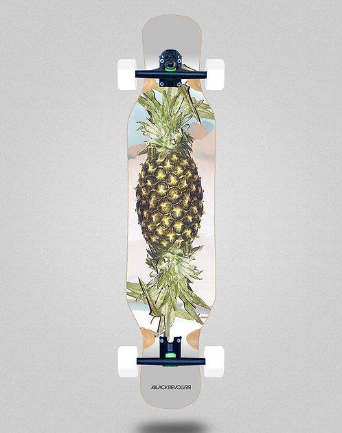 Black Revolver Rotten fruit 3 longboard complete 46x10