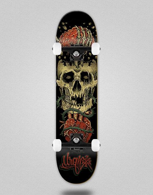 Urgh Skull Destruction skate complete