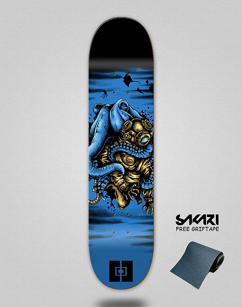 Cromic Ocean deep skate deck