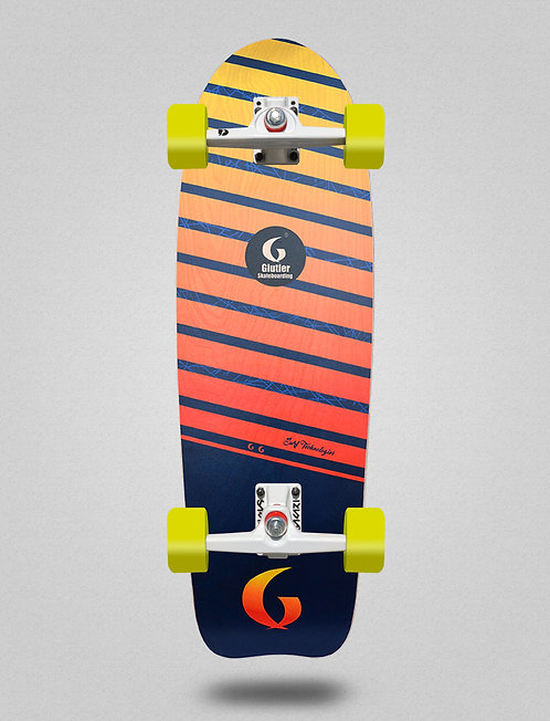 Glutier surfskate - Lumix 31