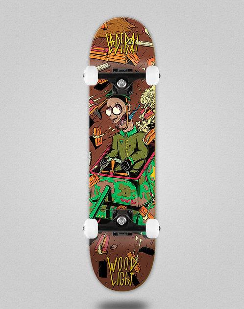 Wood light Ladeira series Ortiz skate complete