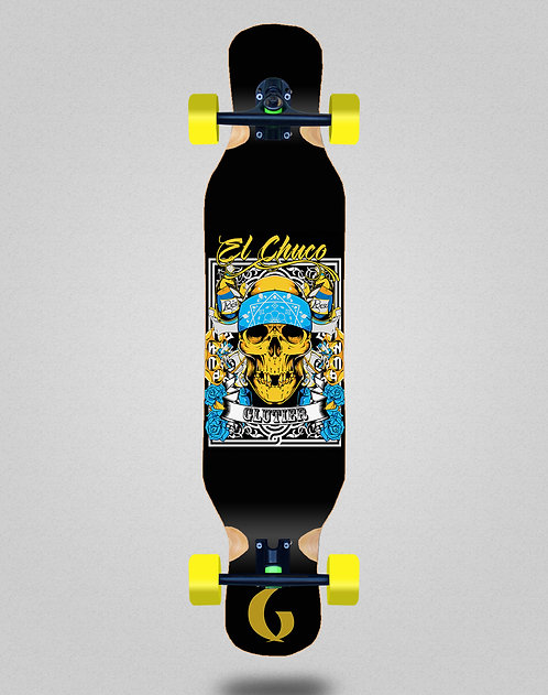 Glutier Chuco longboard complete 46x10