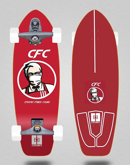 Cromic surfskate T12 trucks C19 Fried 31