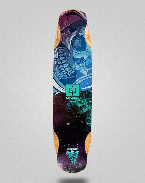 Cromic Eduardo Prieto Space dead longboard deck 38x8.45