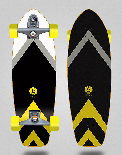 Glutier surfskate : Barbeito 31 T12