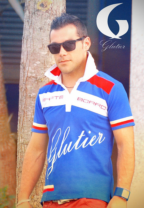 Glutier polo model: Skateboards