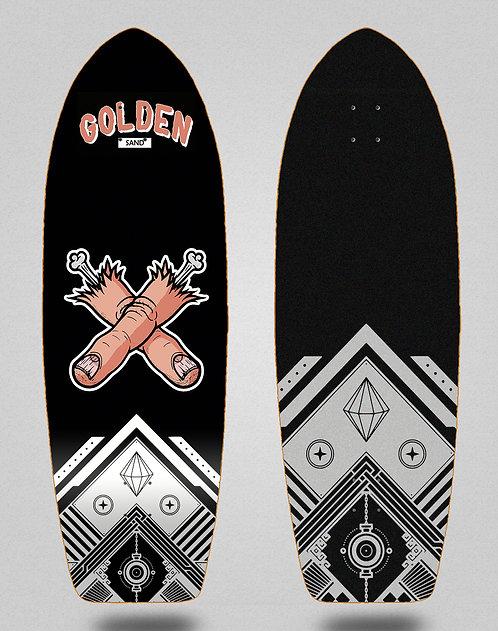 Golden Sand deck - Fingers 29