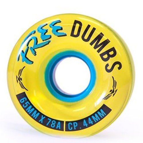 Free Wheel Co. Dumbs 64mm 78a