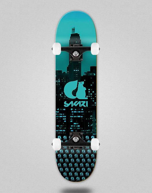 Sakari City blue skate complete
