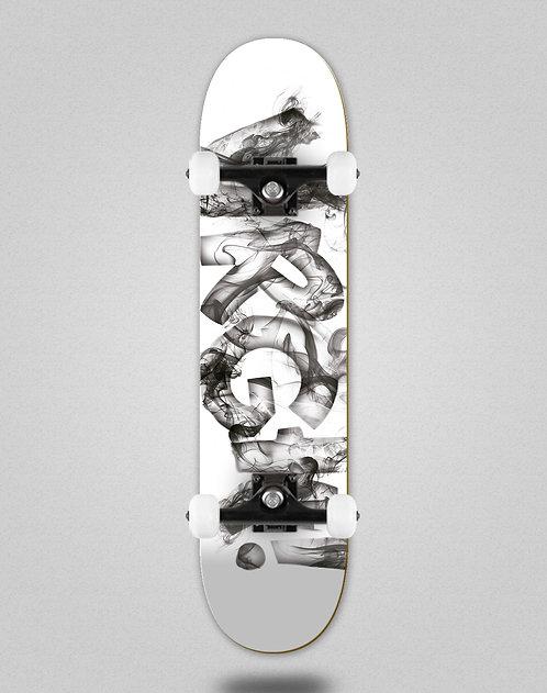 Urgh Smoke white skate complete