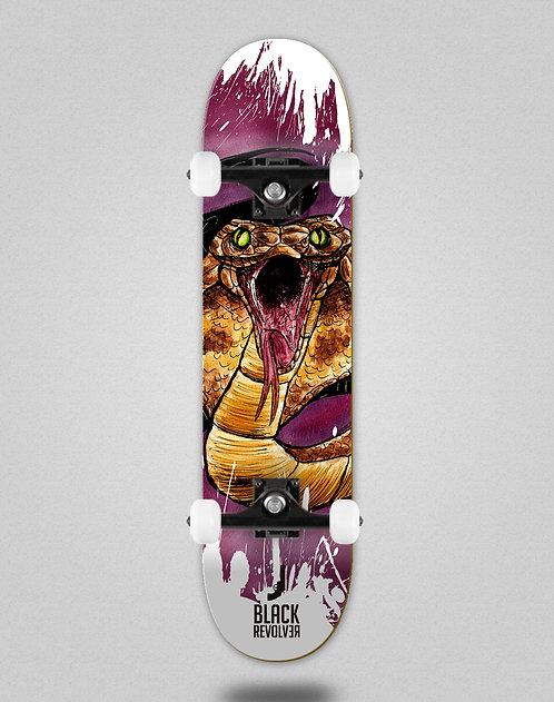 Black Revolver Animalia cobra skate complete