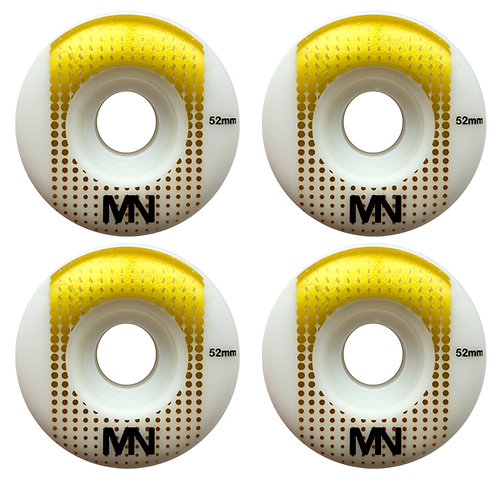 Main Gradient 52 Gold Wheels
