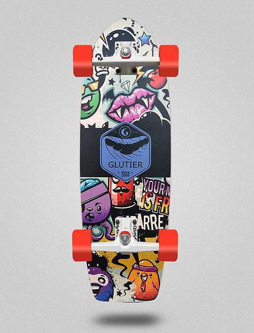 Glutier surfskate - Mix2 29