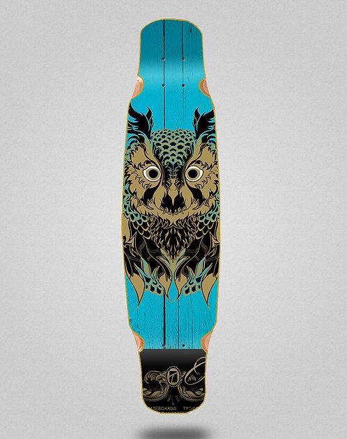 Txin Buho longboard deck dance 46x9