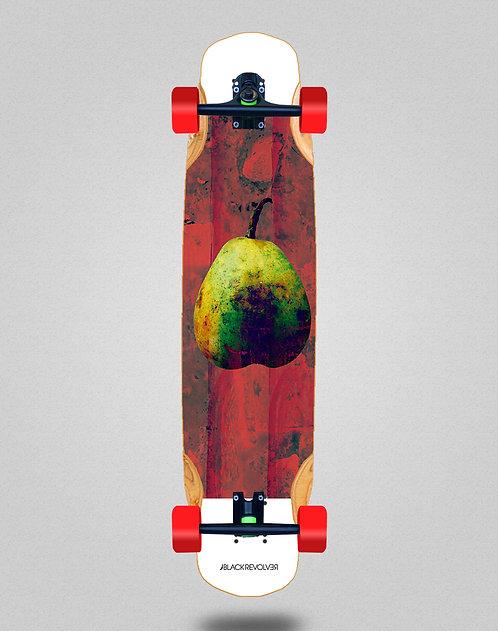 Black Revolver Rotten fruit 2 longboard complete 38x8.45