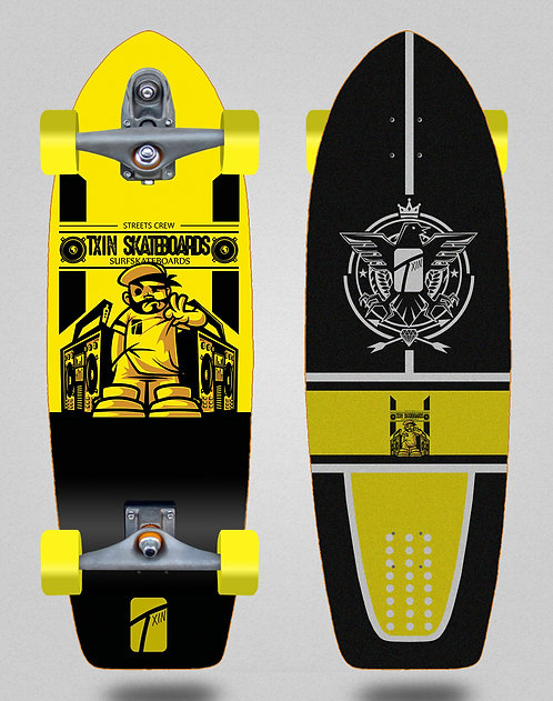 Txin surfskate - Boom box 29 T12 trucks