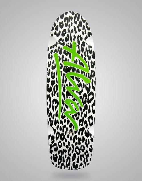 ALVA Leopard white green 10x32