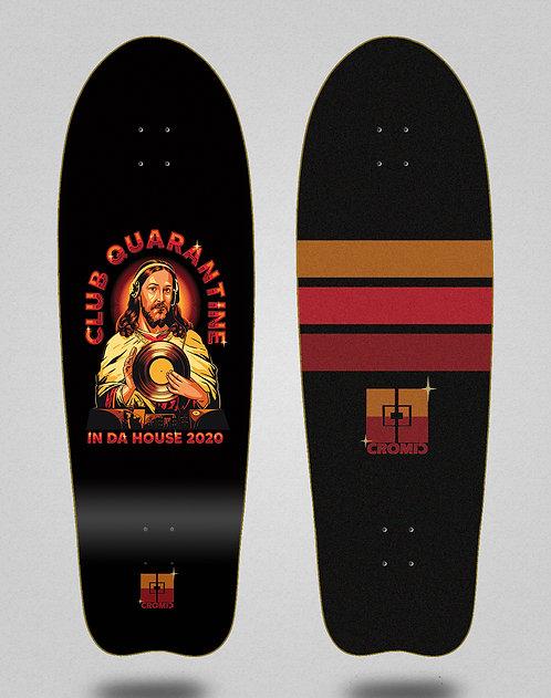 Cromic surfskate deck - Covid In da house 31 fish