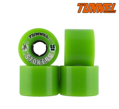 Tunnel (set 4) - 66mm 78a green Stokers