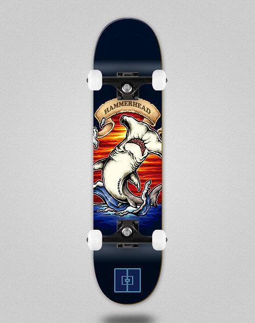 Cromic Hammerhead skate complete