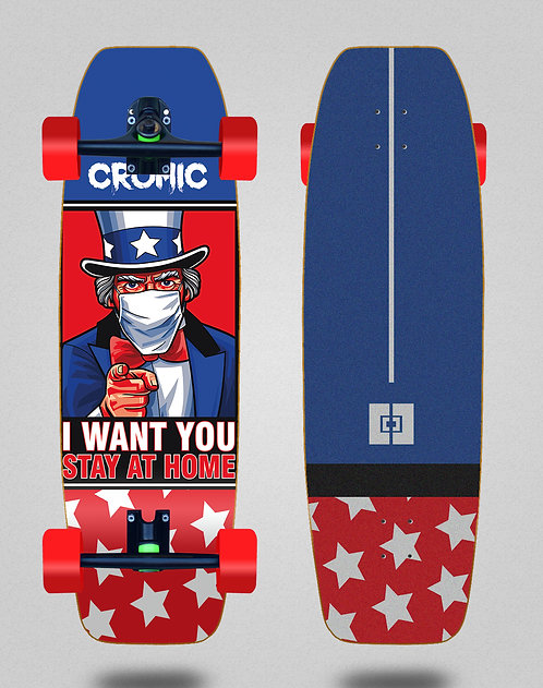 Cromic cruiser Covid I wantyou 31.5