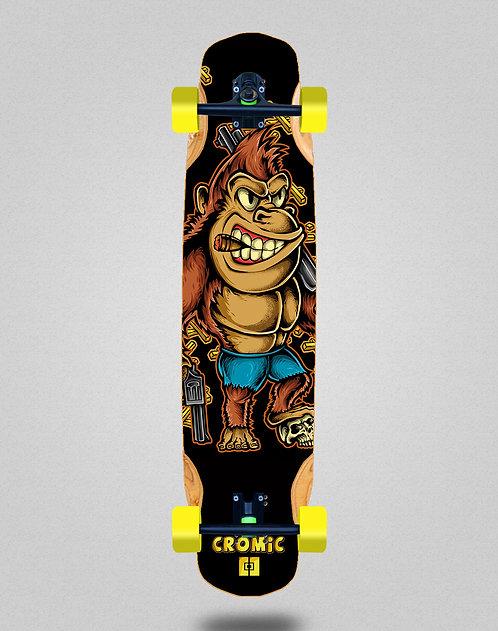 Cromic Donkey crazy food longboard complete 38x8.45