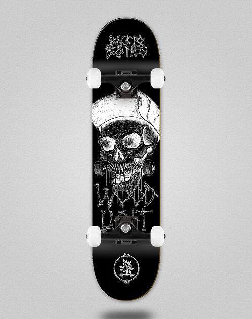 Wood light Back to bones Dias black skate complete