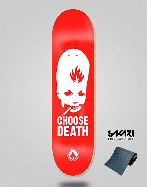Black label Choose death 8.75