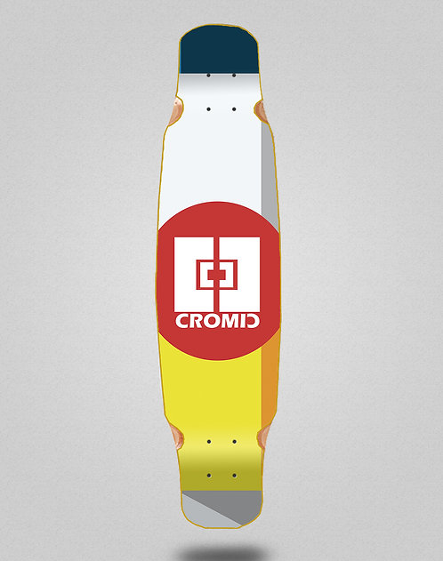 Cromic Cefire longboard deck dance 46x9