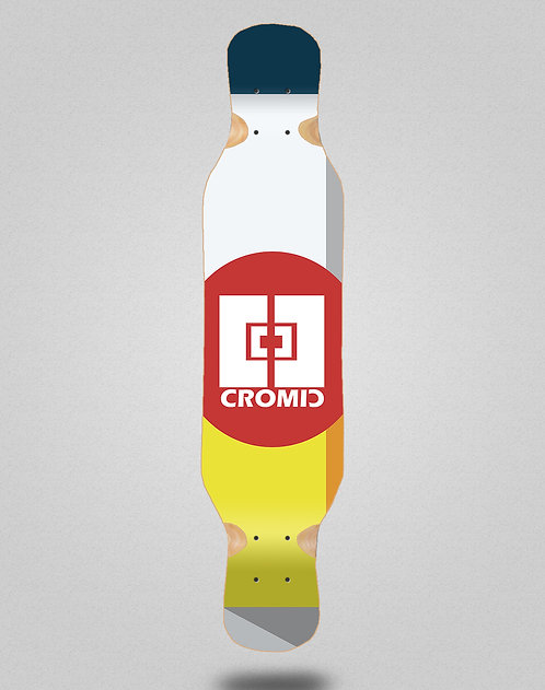 Cromic Cefire longboard deck 46x10
