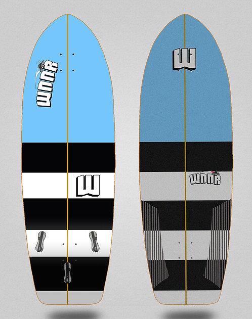 Wnnr surfskate deck A.M. 29