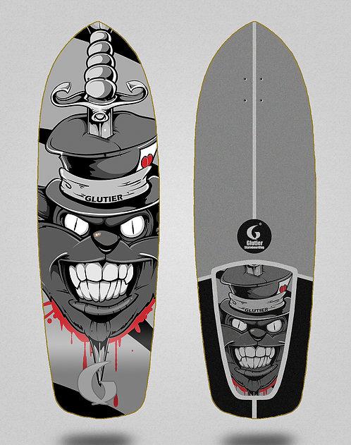 Glutier deck: Gr cat grey 34