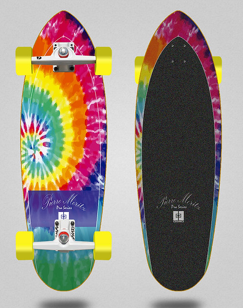 Cromic surfskate SGI Logger Pierre Moritz Tie dye 32.5