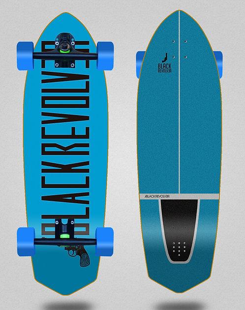 Black Revolver cruiser Color blue black 33
