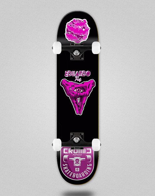 Cromic Eduardo Prieto Pro icon pink skate complete