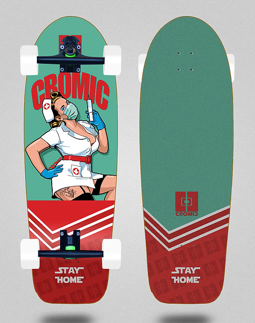 Cromic cruiser Covid Nurse 30,5