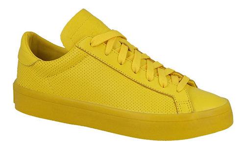 Adidas Courtvantage yellow
