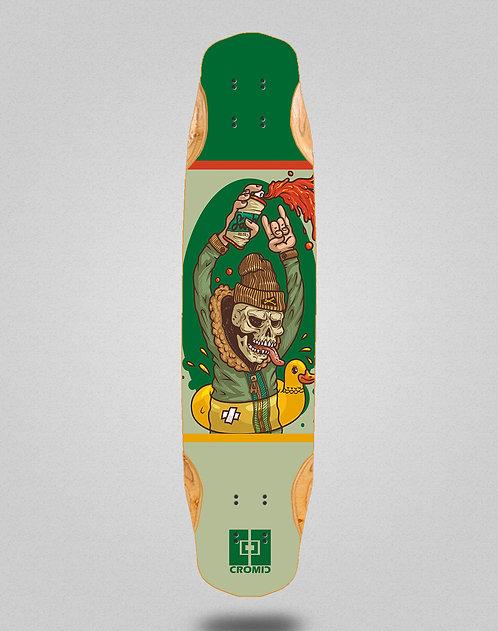 Cromic Hardcore party longboard deck 38x8.45